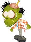 Caráter do monstro Foto de Stock Royalty Free