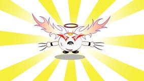 Caráter novo Imagem de Stock Royalty Free