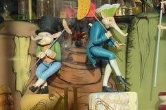 Caráteres do conto de fadas Imagens de Stock
