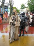 Caráteres dos Star Wars Imagens de Stock Royalty Free