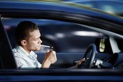 In car Stock Image