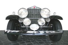 Car from 1920's Stock Photo