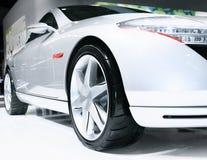 Car. Close-up of sport car Royalty Free Stock Image