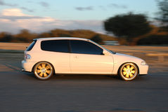 Car. Image taken of a car Stock Images
