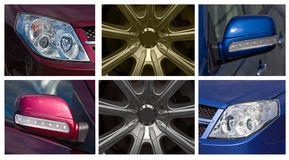 Car accessories Stock Photos