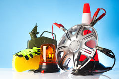 Car accessories Stock Photography