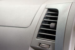 Car accessories ducting air conditioning. Air conditioner Royalty Free Stock Images