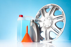 Car accessories Stock Images