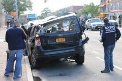 Free Car Accident Stock Photo - 41256590
