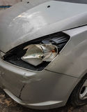 Car an accident Royalty Free Stock Images