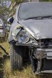 Car accident, damage car Stock Photography
