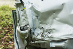 Car accidents Royalty Free Stock Photography