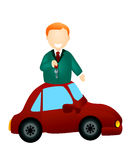 Car Agent Stock Images