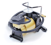 Car air compressor Stock Images