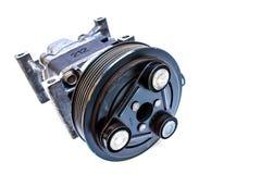 Car air compressor royalty free stock photos