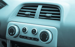 Car air-condition Royalty Free Stock Images
