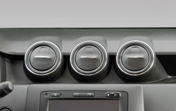Car vent royalty free stock photography