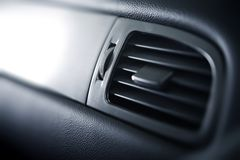 Car Air Condition Vent Royalty Free Stock Image