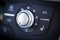 Car Air conditioner Stock Photos
