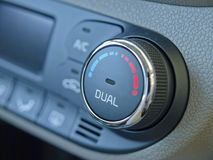 Car Air Conditioner Stock Image