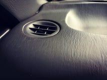 Car Air Conditioner. Car interior Stock Images
