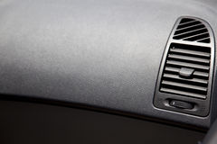 Car air conditioning air vent Royalty Free Stock Photos
