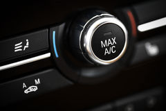 Car air conditioning Royalty Free Stock Images