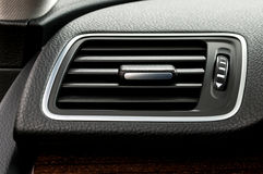 Car air conditioning system. Stock Images