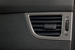 Car  air conditioning system. Royalty Free Stock Photos