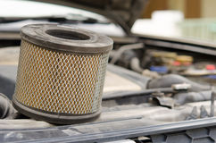 Car Air Filters Stock Images