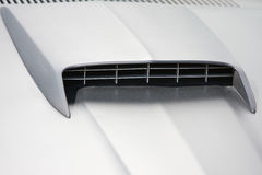Air intake Stock Photo