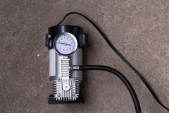 Car air pump Stock Photography