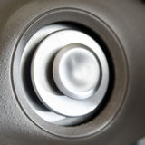 Car air vent Royalty Free Stock Photography