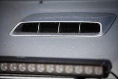 Car air vent Stock Photos