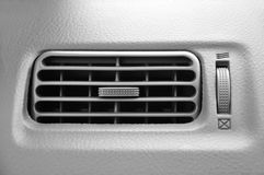 Car air vent Stock Photos