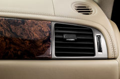 Car airbag panel. Stock Images
