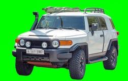Car all terrain Stock Photo