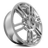 Car Alloy Rim Royalty Free Stock Photo