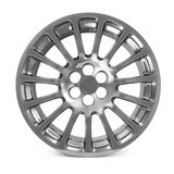 Car Alloy Rim Stock Photos