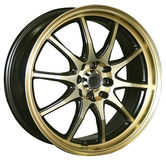 Car alloy wheel Royalty Free Stock Images