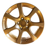Car alloy wheel Royalty Free Stock Image