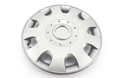 Car alloy wheel rim i Royalty Free Stock Image