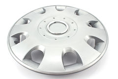 Car alloy wheel rim Royalty Free Stock Images