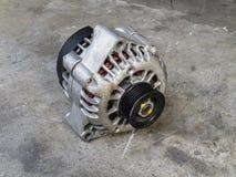 Car alternator Stock Photo
