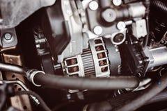 Car alternator Royalty Free Stock Photography