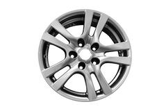 Car aluminum rim Stock Photos
