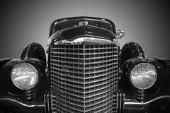 Car ancient Royalty Free Stock Photography