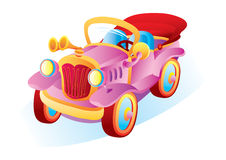 The car Royalty Free Stock Photo