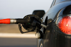 Free Car At The Gas Station Stock Image - 7230891
