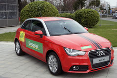 Car Audi A1 Stock Photos